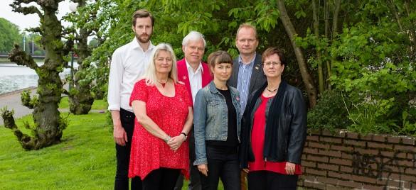 Toppkandidater Vänsterpartiet Lidköping