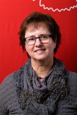 Eva Ingebäck, kandidat till kommunfullmäktige för Vänsterpartiet
