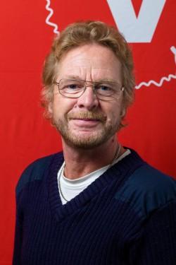 Hans Hallström, kandidat till kommunfullmäktige i Lidköping för Vänsterpartiet