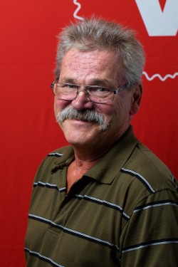 Björn Gustavsson, kandidat från Vänsterpartiet till kommunfullmäktige i Lidköping