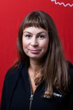 Jenny Hallström, Vänsterpartiets fjärdenamn till kommunfullmäktige i Lidköping