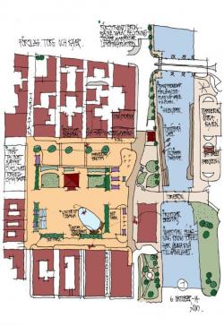 Stadskärnans utveckling, förslag,  2, referensgruppsmote 2014-10-15